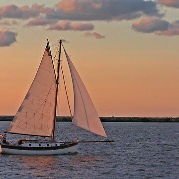 Sailboat by BCStevens