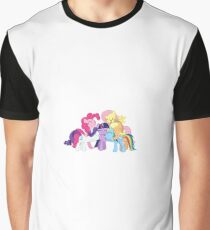 My Little Pony-Main 6 Graphic T-Shirt