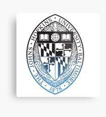 Johns Hopkins University Metal Print