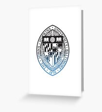 Johns Hopkins University Greeting Card