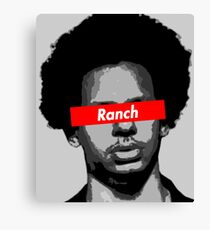 Eric Andre Ranch Canvas Print
