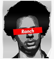 Eric Andre Ranch Poster