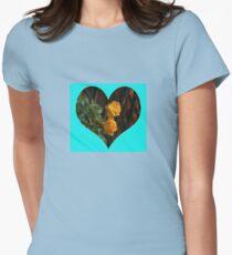 Flower Power (for Deborah Lazarus) Womens Fitted T-Shirt