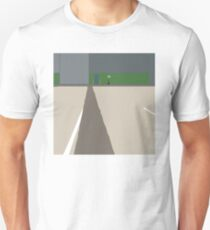 0111 Green loading bay T-Shirt