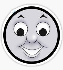 Thomas (happy face cartoon ver.) Sticker