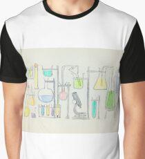 Mad Scientist Graphic T-Shirt