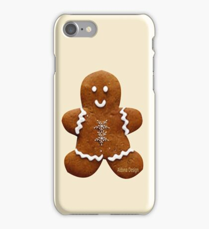Ginger Bread[ 777 views] iPhone Case/Skin
