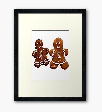 Ginger Bread[ 777 views] Framed Print