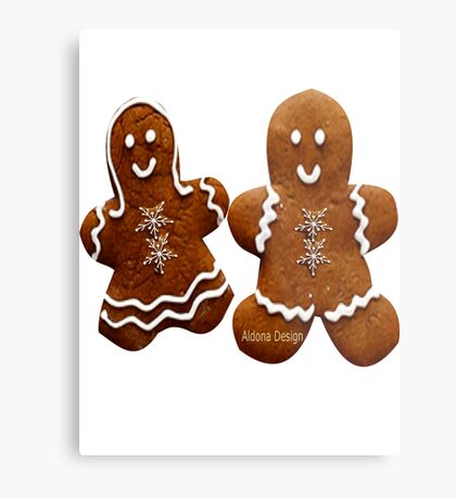 Ginger Bread[ 877 views] Metal Print