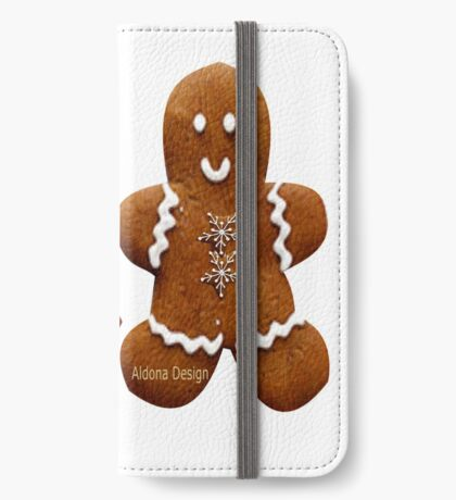 Ginger Bread[ 877 views] iPhone Wallet