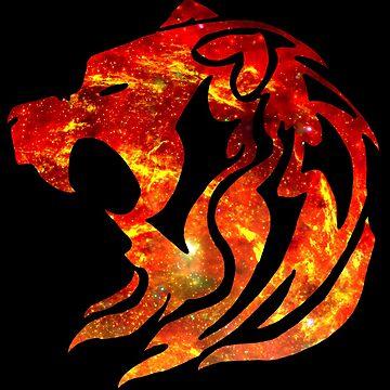 Lion by Elyssiel