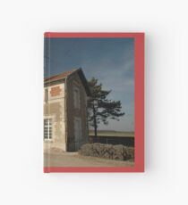 Cellettes Railway Station, France, Europe 2012 Hardcover Journal