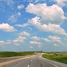 Kansas Turnpike by Catherine Sherman
