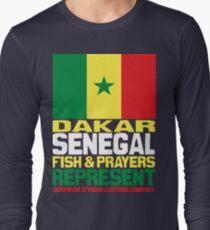 Dakar, Senegal, represent Long Sleeve T-Shirt