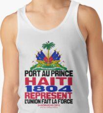 Haiti represent Tank Top