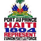 Haiti represent by kaysha