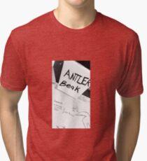 Antler Beak Takeout Tri-blend T-Shirt