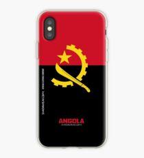 Angola Represent iPhone Case
