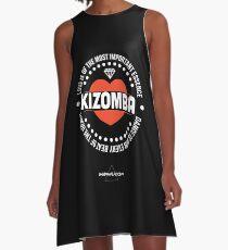 Love Kizomba A-Line Dress
