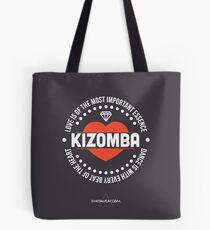 Love Kizomba Tote Bag