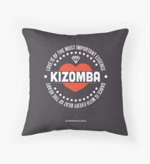 Love Kizomba Throw Pillow