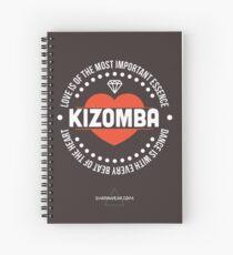 Love Kizomba Spiral Notebook
