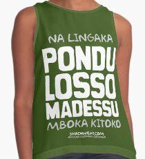Pondu Losso Madessu Contrast Tank