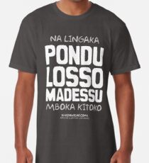 Pondu Losso Madessu Long T-Shirt