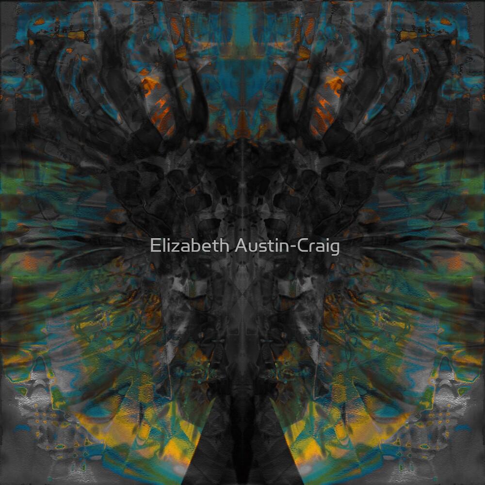 Auld Nick Awaits by Elizabeth Austin-Craig