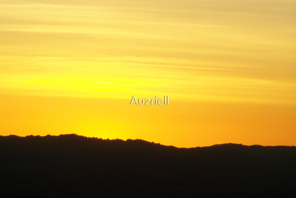 California Sun~Set by Auzriell