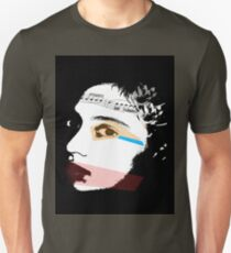 the shape of the music tee Unisex T-Shirt