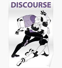 Black Discourse Poster
