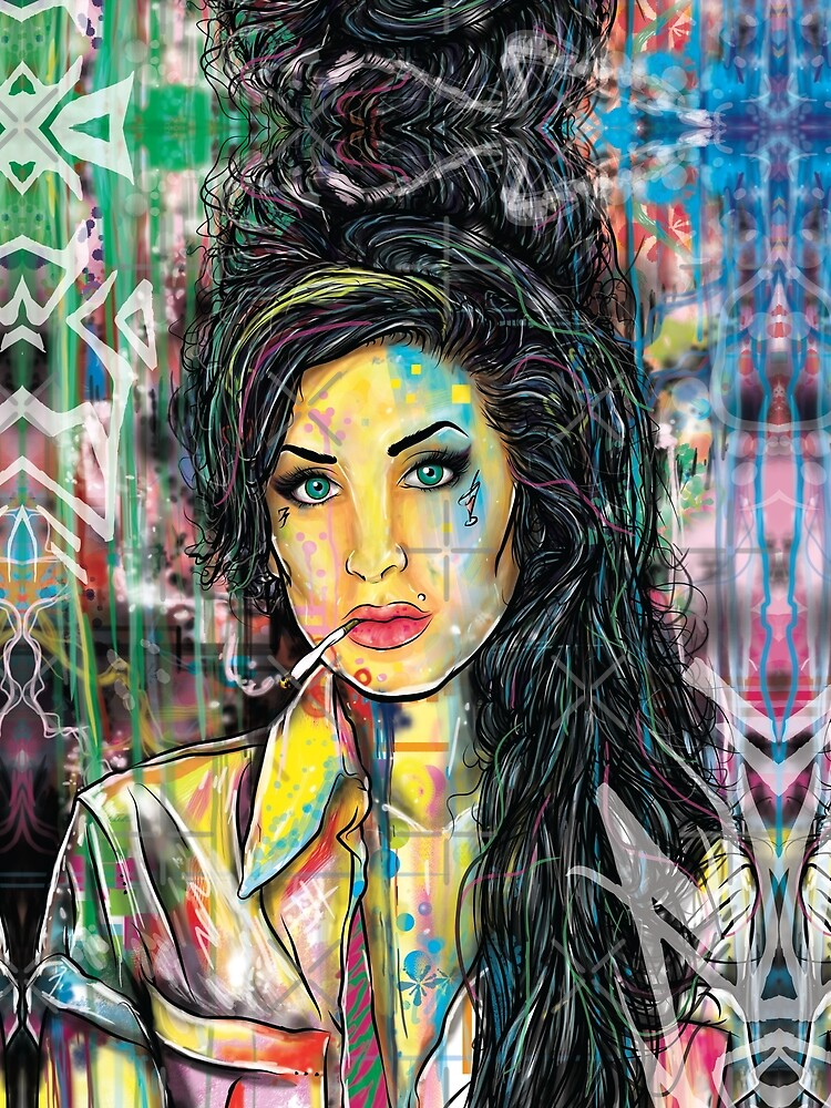Ms. Winehouse by therdai