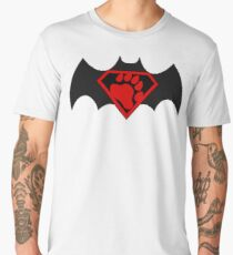 SuperBear Vs BatBear Men's Premium T-Shirt