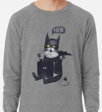 Geek Cat Lightweight Sweatshirt