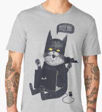 Geek Cat Men's Premium T-Shirt