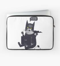 Geek Cat Laptop Sleeve