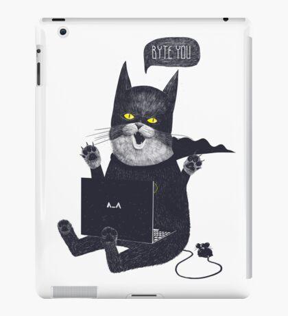Geek Cat iPad Case/Skin