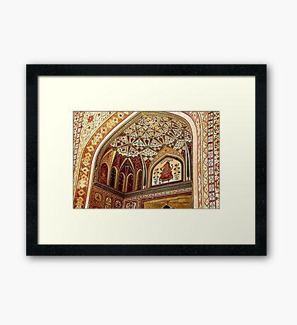 Ganesh Pol Framed Print