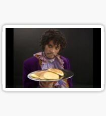Purple Pancakes Sticker