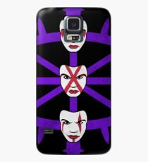 The Faces Of Hagan Case/Skin for Samsung Galaxy