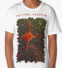 FINAL FRONTIER SCI FI SPACE ART Long T-Shirt