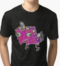 Mocking SpongeBob 3 Tri-blend T-Shirt