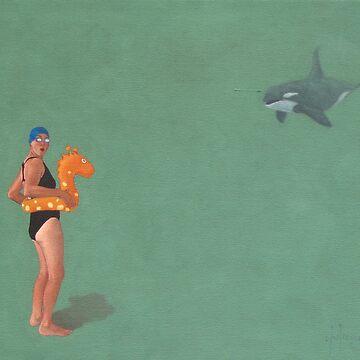 The swimmer by chelsgus