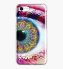 Psy Eye phone case skins t-shirt tee art iPhone Case/Skin