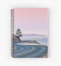 Dreamland Spiral Notebook