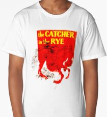 Holden Caulfield: The Catcher in the Rye Long T-Shirt