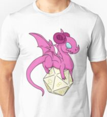 d20 dragon T-Shirt