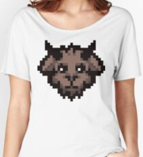 The Binding of Isaac | Goat Head Women's Relaxed Fit T-Shirt