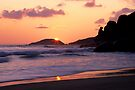 Whisky Bay Sunset by Travis Easton